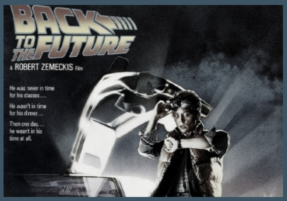 a review of back to the future a classic movie by robert zemeckis
